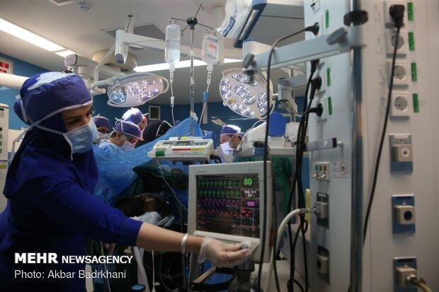 جراحی تومور لگن