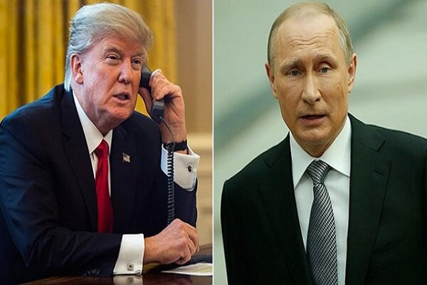 Trump'tan Rusya'ya Sibirya'daki yangın için yardım teklifi