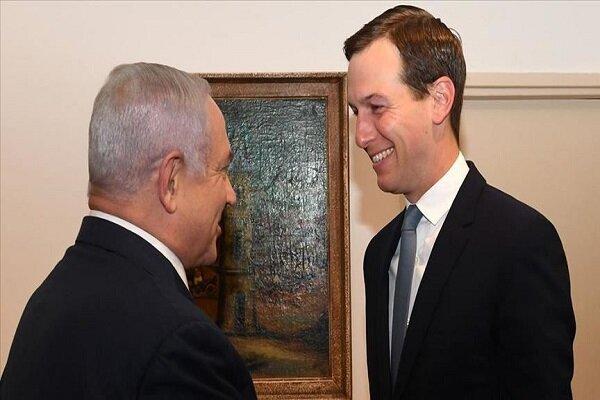 «جرد کوشنر» با نتانیاهو در قدس دیدار کرد