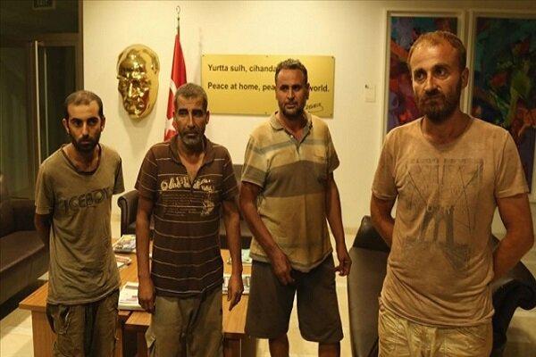 Nijerya'da kurtarılan 4 Türk'ten 2'si yurda döndü