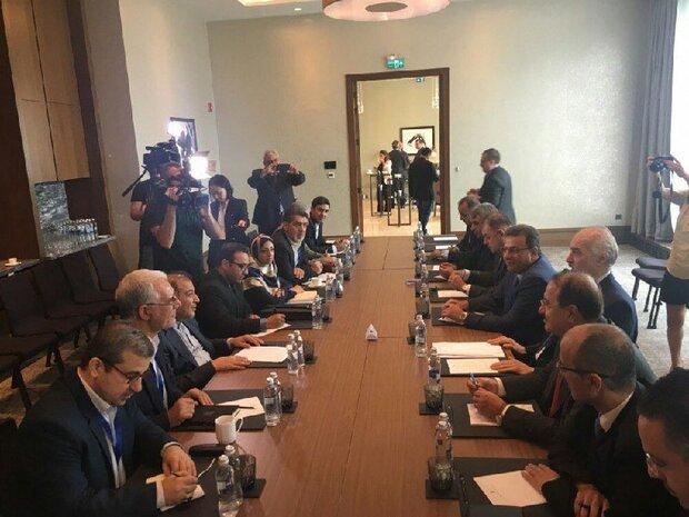 Iran, Syria's diplomats discuss Syrian developments in Nur-Sultan