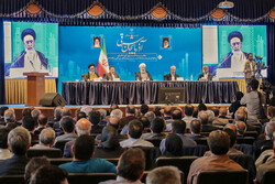 Rouhani at Administrative Council of East Azerbaijan Prov. session