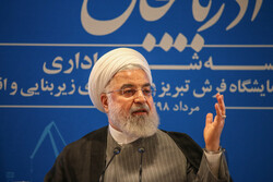 US arms ban to be lifted if JCPOA survives by next year: Rouhani