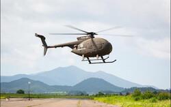 آزمایش موفقیت آمیز بالگرد بدون سرنشین کره جنوبی