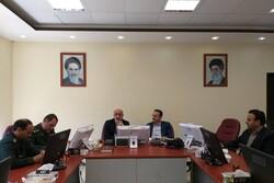 تشکیل دبیرخانه دائمی بهداری رزمی در دانشگاه علوم پزشکی اردبیل