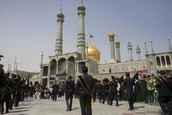 برنامههای عزاداری دهه سوم ماه صفر در حرم حضرت معصومه(س) اعلام شد