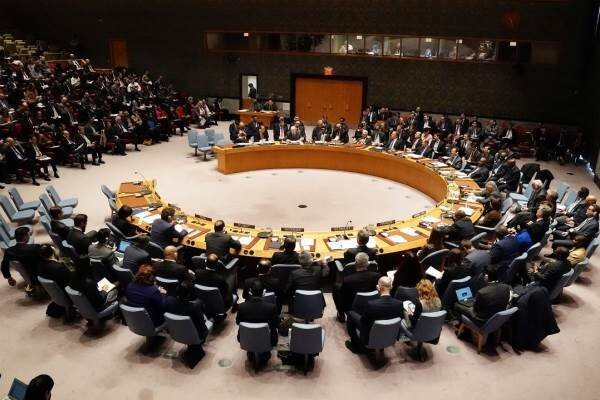 Iraq files 2 complaints on US at the UN Security Council