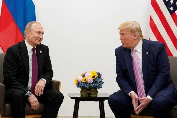 ترامپ: گفتگوی تلفنی با پوتین «کوتاه اما سودمند» بود