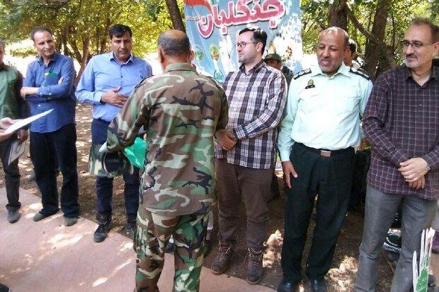سرانه جنگلبان در استان سمنان یک نفر به ازای ۷۰ هزار هکتار است