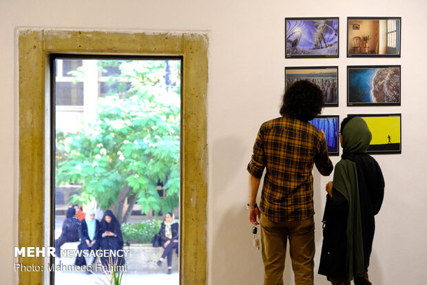 افتتاح یازدهمین نمایشگاه عکس های برتر دوربین .نت