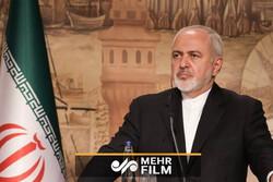 ایرانی وزیر خارجہ کا امریکی پابندیوں پر رد عمل