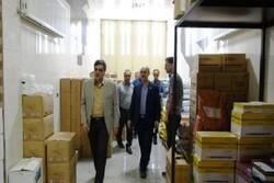 داروی دامپزشکی در استان ها با گواهی بهداشتی قرنطینه ای حمل شود
