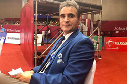 یک ایرانی عضو هیات ژوری مسابقات ووشو جوانان آسیا شد
