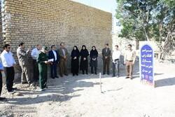 کلنگ بازسازی مناطق سیلزده کرمانشاه به زمین خورد