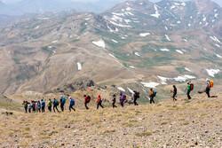 صعود تابستانی به قله بزسینا