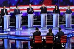 المرشحون الديموقراطيون الأمريكيون يدعمون المخربين في إيران