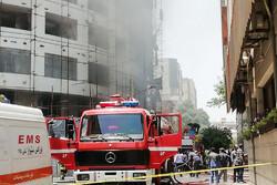آتشسوزی در خوابگاه دانشجویی ریحانه اطفا شد