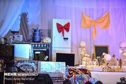 نمایشگاه ملزومات جهیزیه در قزوین برگزار می شود