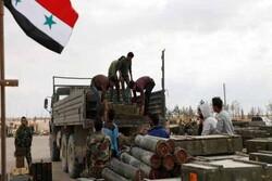 انفجار در پایگاه الشعیرات در حومه حمص سوریه/ ۲۸ کشته و ۵ زخمی