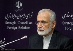 Sanctioning Zarif shows U.S. frustration, says Kharrazi