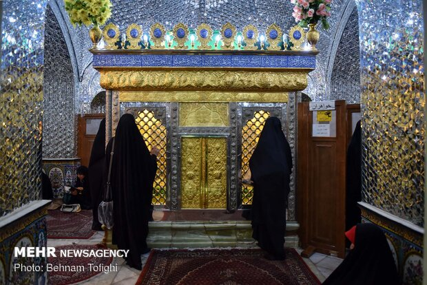 Marriage anniversary of Imam Ali (AS) and Hazrat Fatemeh (SA)