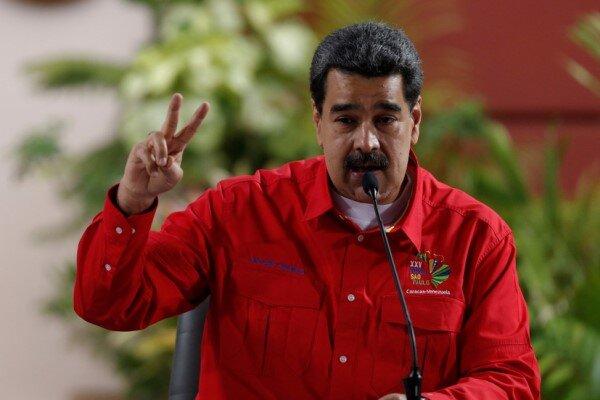 مادورو: از نبرد نظامی هراسی نداریم