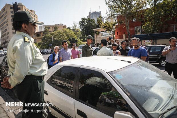 دستگیری باند سرقت و اوراق خودرو