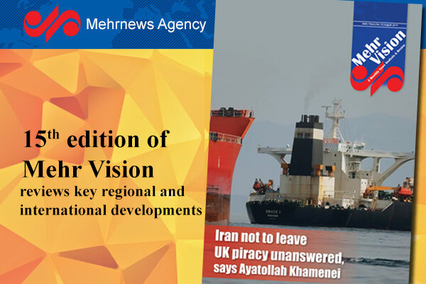 15th edition of 'Mehr Vision' addresses recent tensions in Persian Gulf