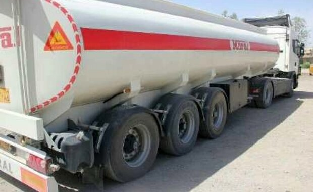 50,000 liters of smuggled fuel seized in Iran's Saravan