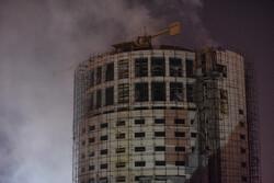 عملیات آتش نشانی شیراز ۴٠درصدکاهش یافت/جوشکاری علت حریق هتل آسمان