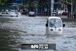 VIDEO: Heavy rain causes severe damages in China