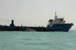 IRGC seizes foreign tanker smuggling fuel