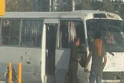 افغان ٹیلی ویژن کے ملازمین کی بس پر حملے میں 2 افراد ہلاک