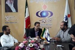 مشکلات حوزه رسانه و خبرنگاران استان گیلان بررسی شد