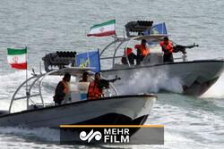 نخستین فیلم از نفتکش توقیف شده توسط سپاه