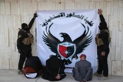 دزەکردنی ڕێکخراوی هەواڵگریی عێراق لە ناو گرووپی داعش