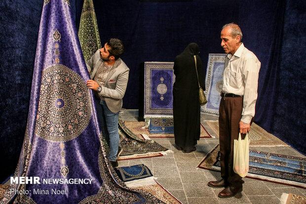 """المعرض الدولي للسجاد في """"تبريز"""""""