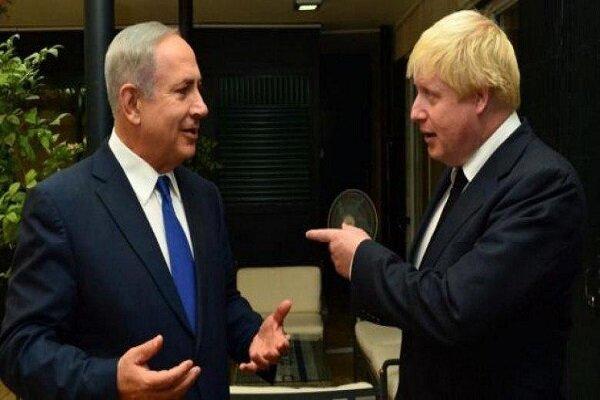 دست رد نخست وزیر انگلیس به درخواست نتانیاهو