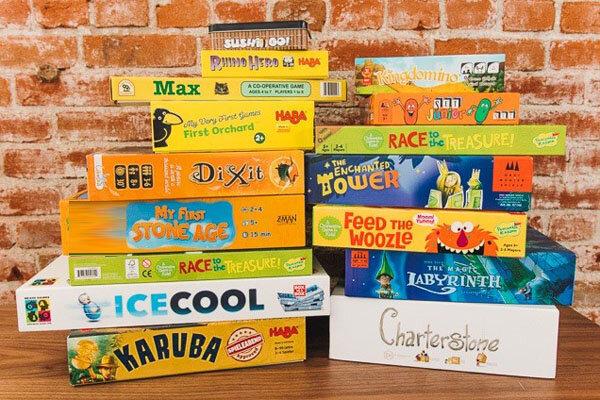 اهمیت و نقش بازیهای فکری در رشد کودکان