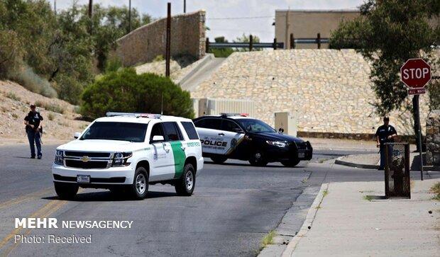 تیراندازی مرگبار در تگزاس