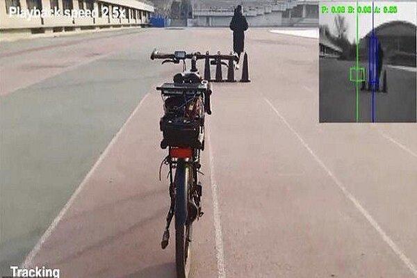 دوچرخه خودرانی که چینی ها تولید کردند
