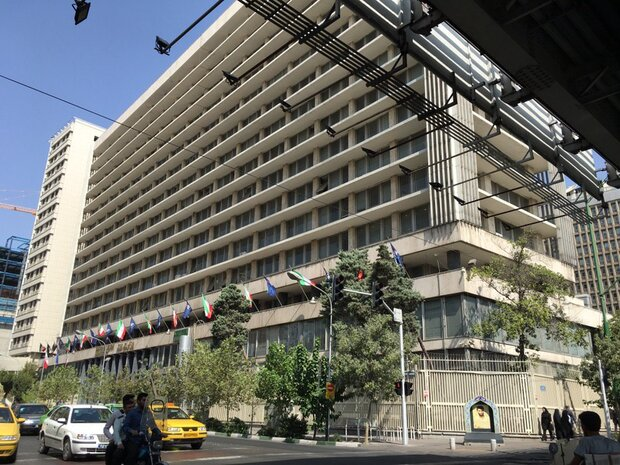 Fire at Iran oil ministry building put out