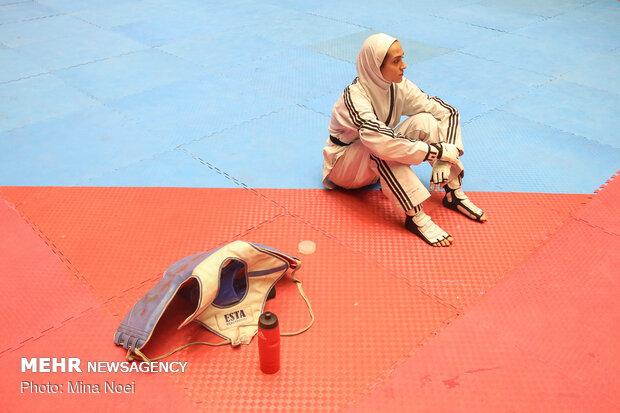 24th round of National Women Taekwondo Championship held