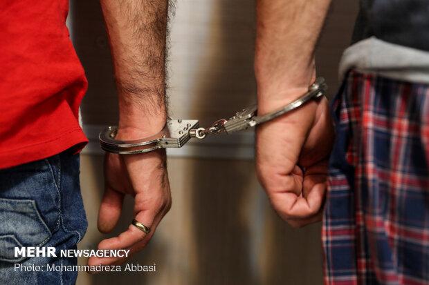 ۳ شرور در دهلران دستگیر شدند
