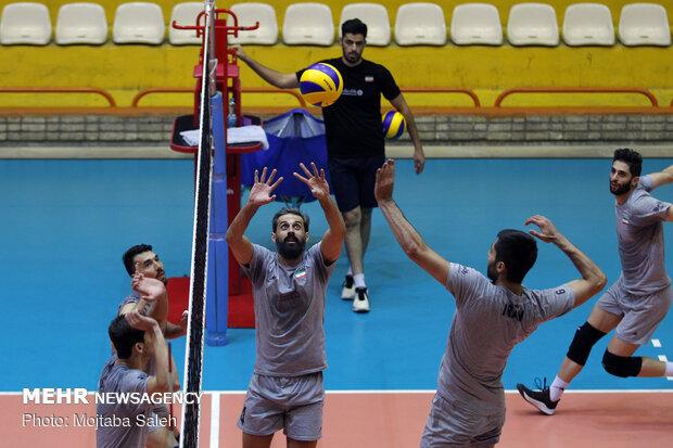 تیمهای ملی والیبال ایران و استرالیا به مصاف هم می روند