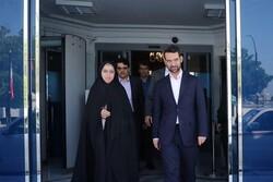 وزیر ارتباطات به خراسان رضوی سفر کرد