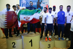 Iran crowned at West Asia Men's Squash C'ship