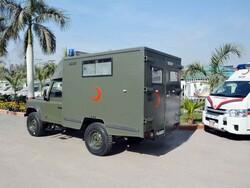 پاکستانی فوج کی ایمبولینس حادثے کا شکار/ 4 اہلکار جاں بحق