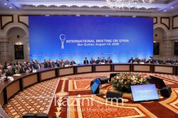 Iran, Russia and Turkey said in a Joint Statement that the humanitarian crisis in Syria has no military solution.