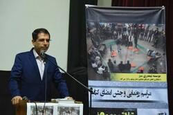 زمینه برای رشد استعدادهای هنری استان بوشهر فراهم شود